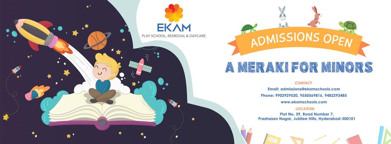 Ekam Schools